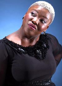 Celeste Ntuli comedian