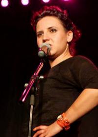Nina Hastie comedians