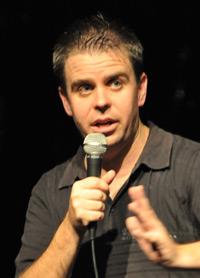 Warren Robertson comedian