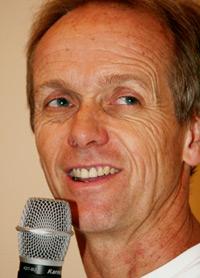 Bruce Fordyce: Keynote speaker